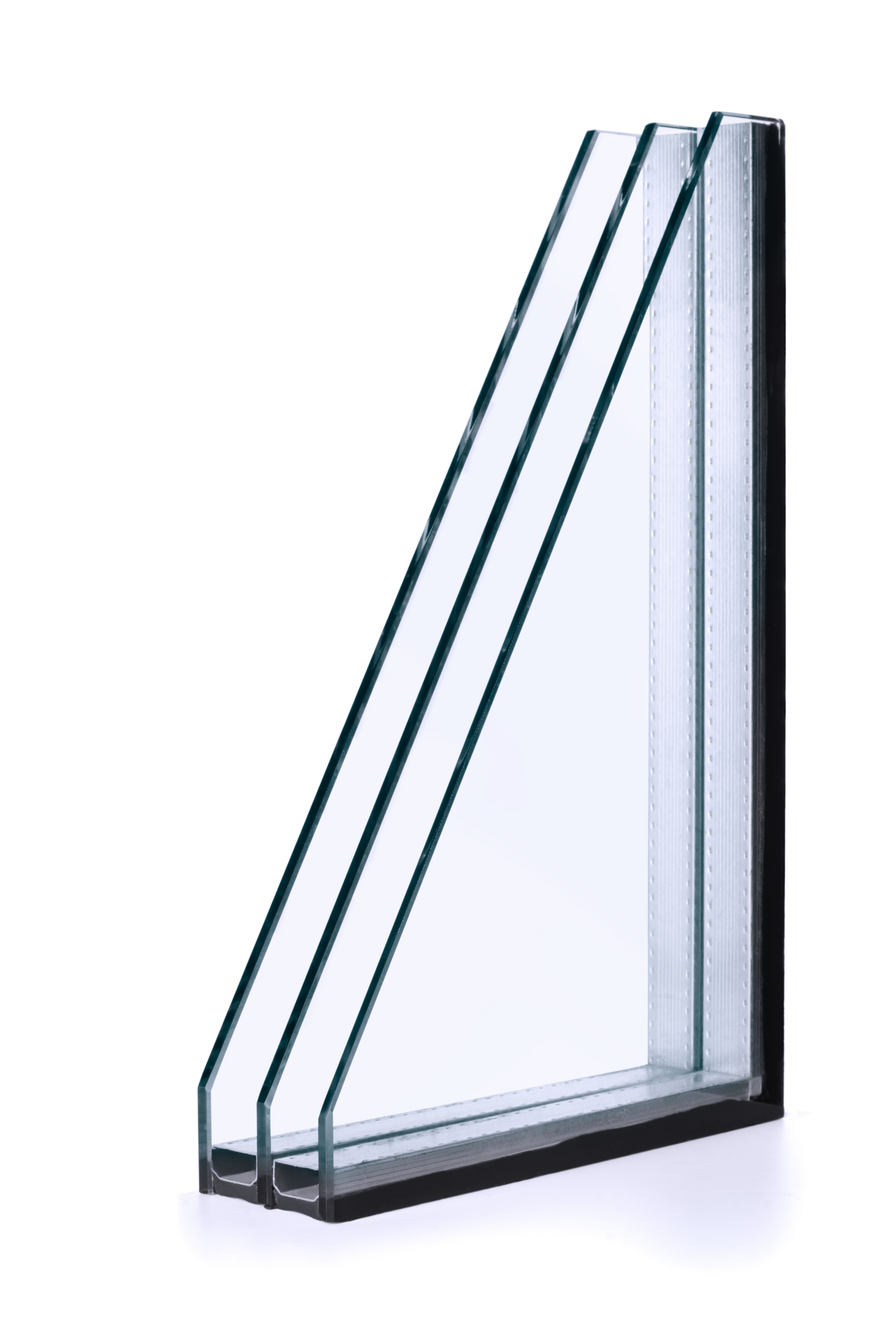 Heat retaining double glazing sligo glass for Double glazed window glass