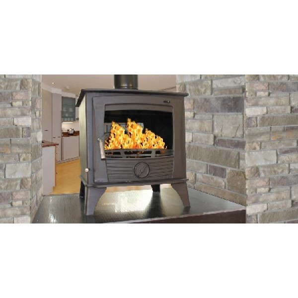 Henley-Druid-21kw-Stove-Glass