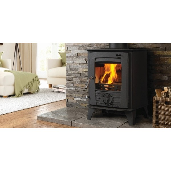Henley-Druid-5kw-Stove-Glass