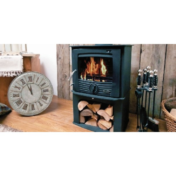 Henley-Druid-8kw-Stove-Glass