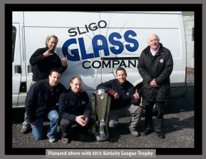 Sligo Glass workers
