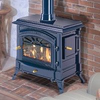 Robax heat resistant stove Glass
