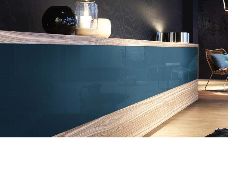 Lacobel Glass Bar, kitchen glass splashbacks