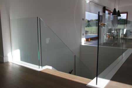 Lisadell Glass For stairs & Landings