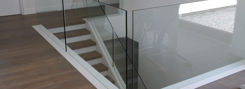 frameless balustrade, glass balustrade, clear view