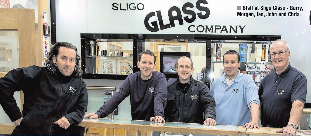 low-e glass Sligo Glass Team