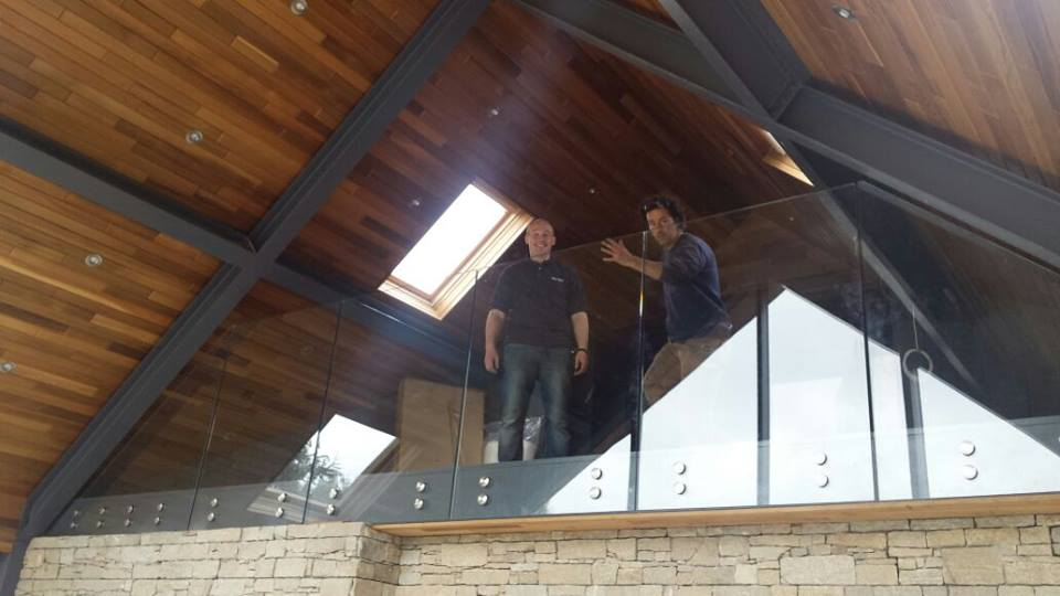glass stairs, toughened glass, frameless glass, home improvement, indoors