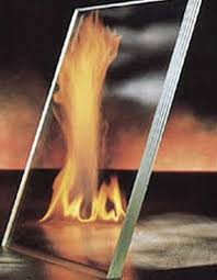 fire glass, Public Buildings, Offices, Hospitals, Kitchens, Schools, Nursing homes & Hotels.