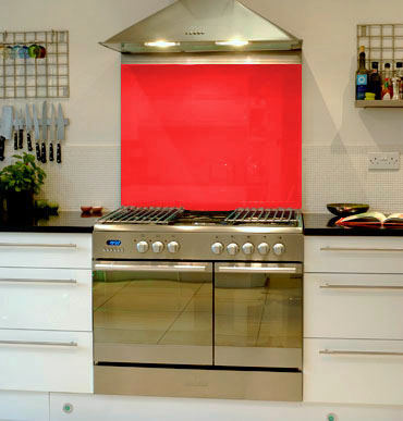 over the hob splashback