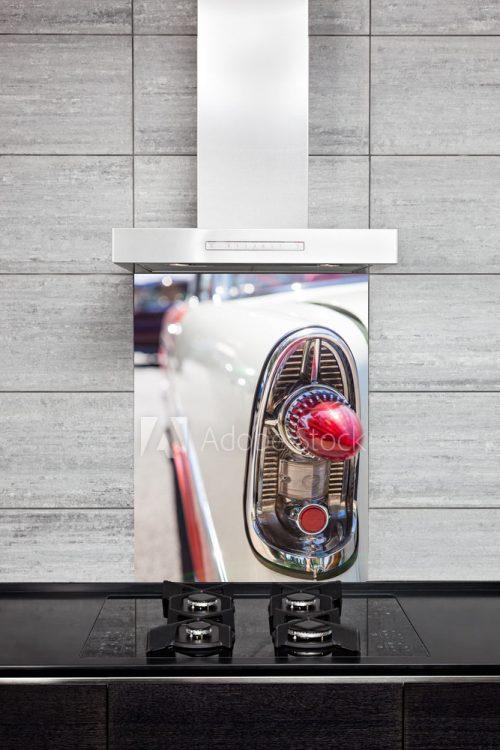 Kitchen Splashback Classic Car