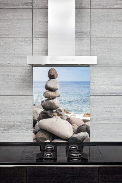 Kitchen Splash Back - Stone Tower