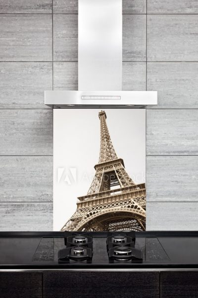 Kitchen Splashback Eiffel Tower