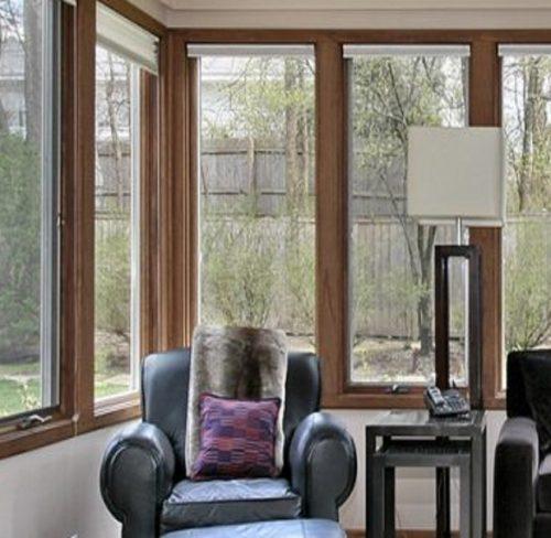 Heat Retaining Double Glazing
