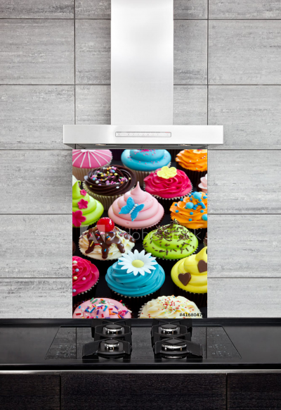 Kitchen Splashback Cupcakes